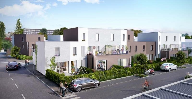 Vente appartement Herouville st clair 190500€ - Photo 1