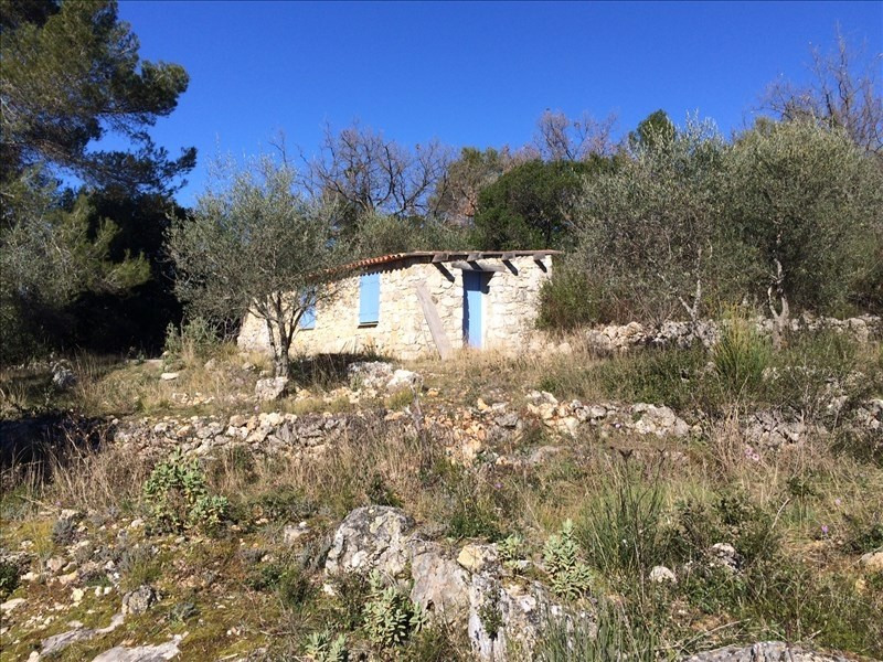 Vente terrain Saint cezaire sur siagne 110000€ - Photo 1