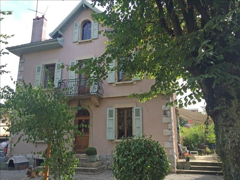 Deluxe sale house / villa Gaillard 1060000€ - Picture 1