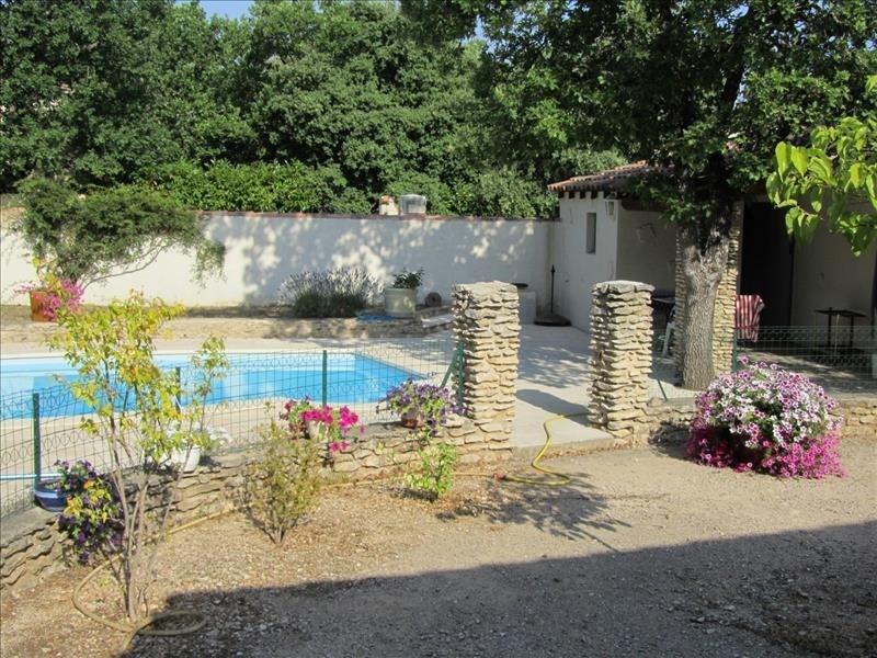 Vente maison / villa St didier 379000€ - Photo 2