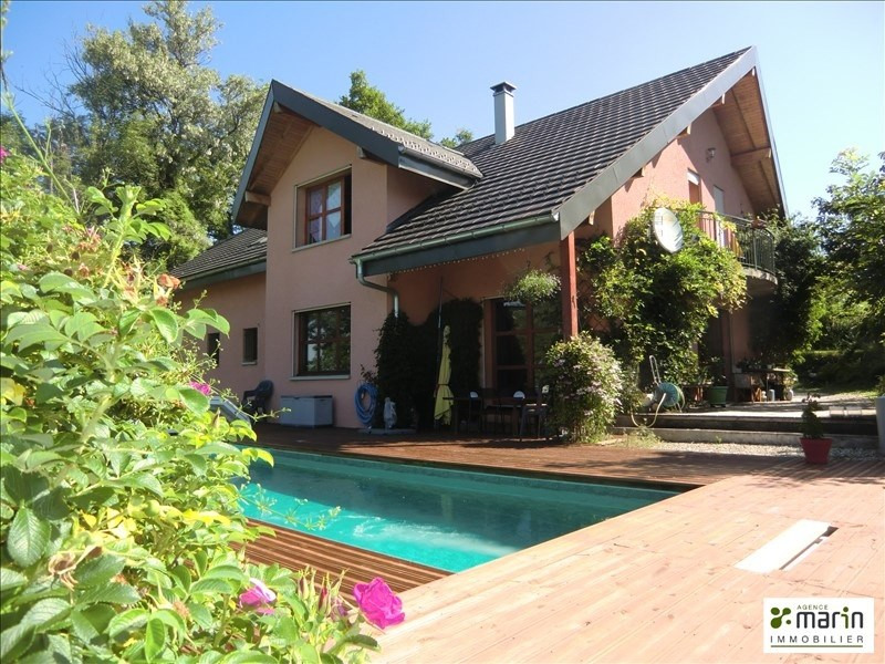 Venta  casa Proche aix les bains 549000€ - Fotografía 1