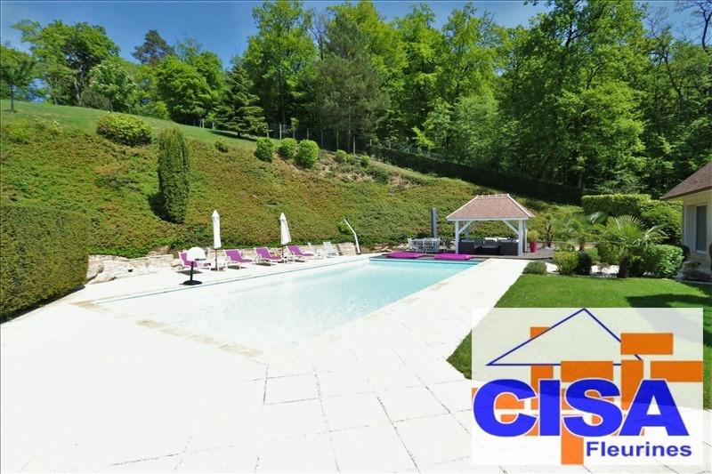 Vente de prestige maison / villa Verneuil en halatte 990000€ - Photo 2