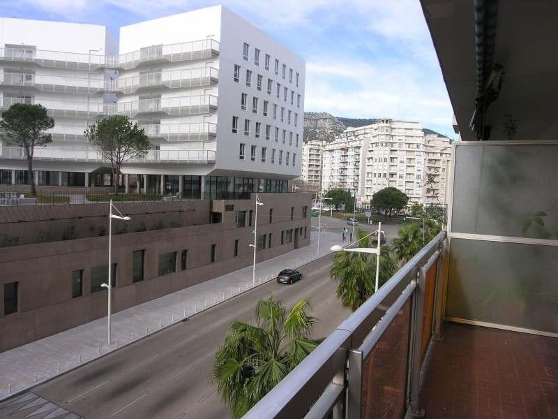 Rental apartment Toulon 910€ CC - Picture 1