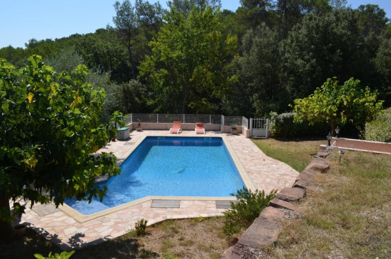 Deluxe sale house / villa Lorgues 687 750€ - Picture 1