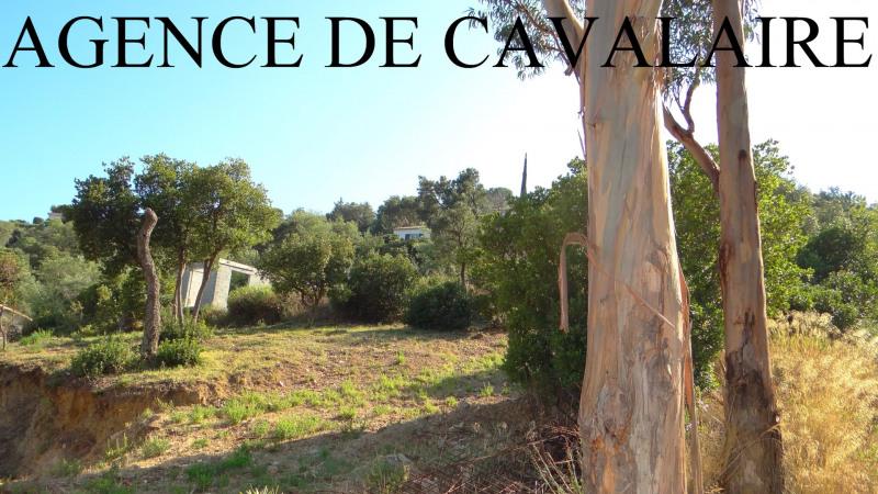 Vente terrain Cavalaire 299000€ - Photo 1
