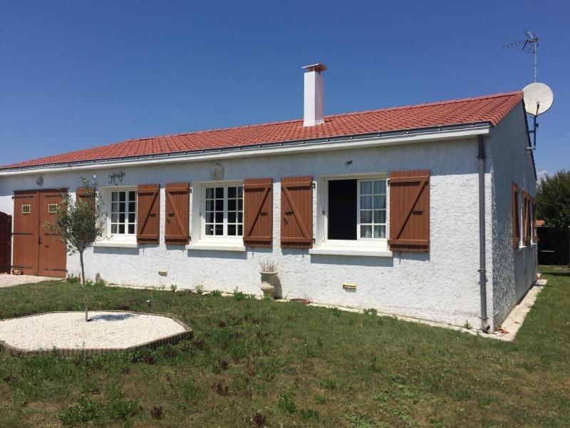Vente maison / villa St vincent sur jard 218400€ - Photo 1
