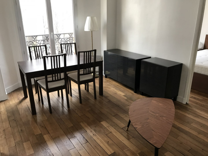 Rental apartment Paris 20ème 928€ CC - Picture 1