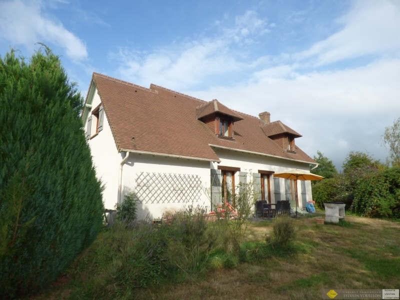 Vente maison / villa Gonneville sur mer 349000€ - Photo 1