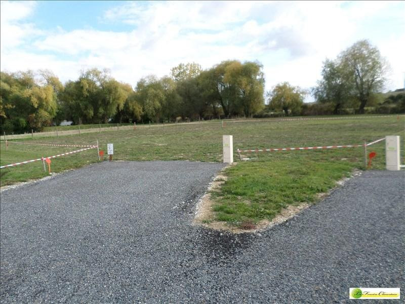 Vente terrain Roullet-saint-estèphe 44000€ - Photo 1