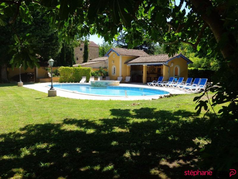 Vente de prestige maison / villa Entraigues sur la sorgue 870000€ - Photo 2