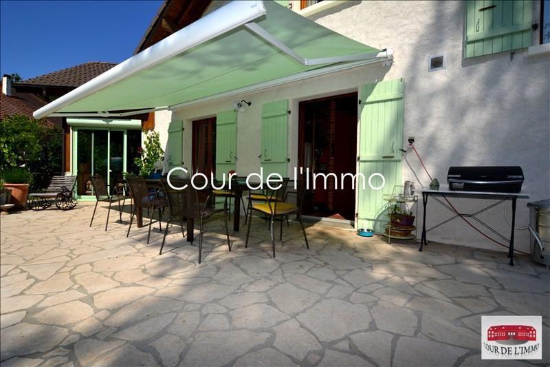 Vente de prestige maison / villa Fillinges 580000€ - Photo 1