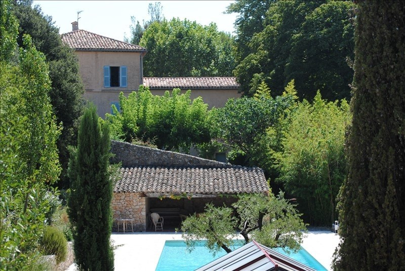 Vente de prestige maison / villa Salernes 2 100 000€ - Photo 1
