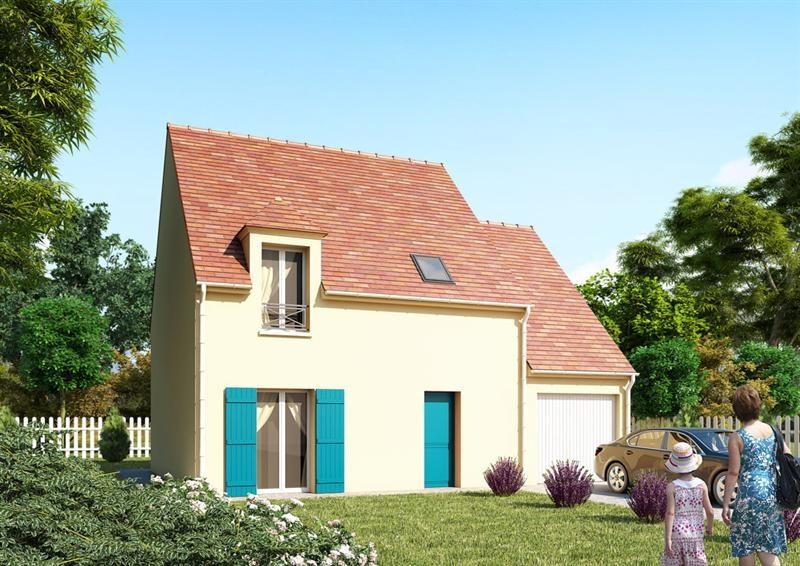 Maison  5 pièces + Terrain Mareuil-Lès-Meaux par MAISONS PIERRE