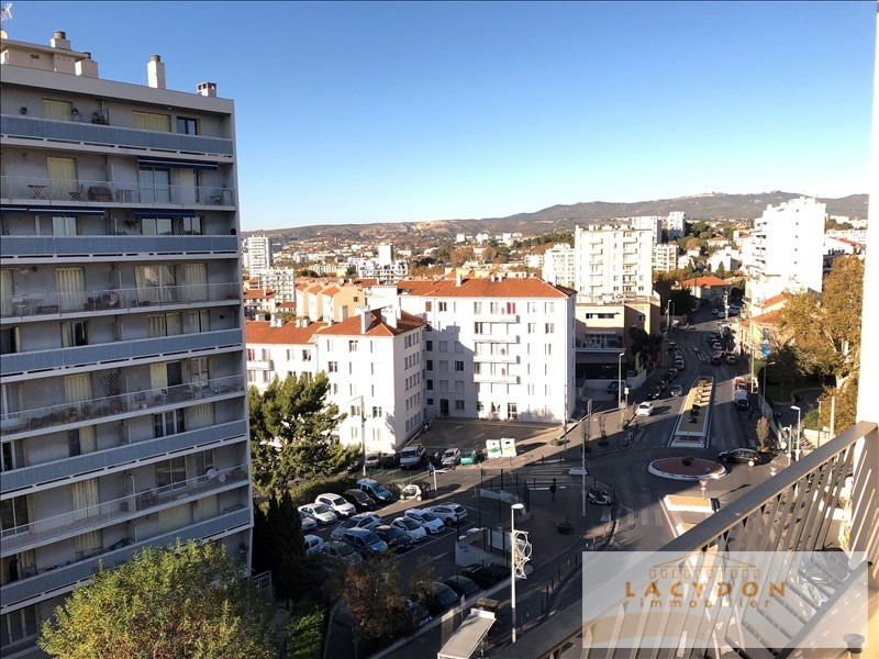 Sale apartment Marseille 4ème 130 000€ - Picture 2