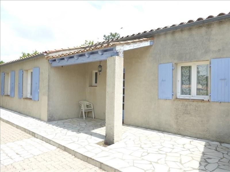 Sale house / villa St trojan les bains 299400€ - Picture 1