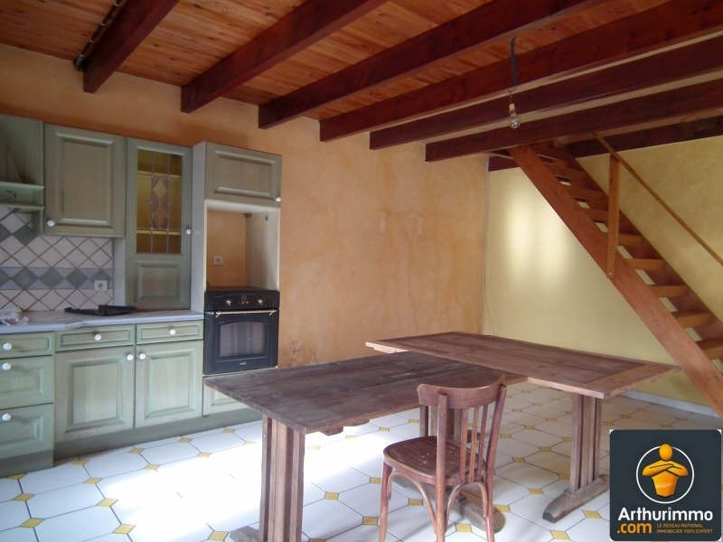 Sale house / villa Matha 138450€ - Picture 5