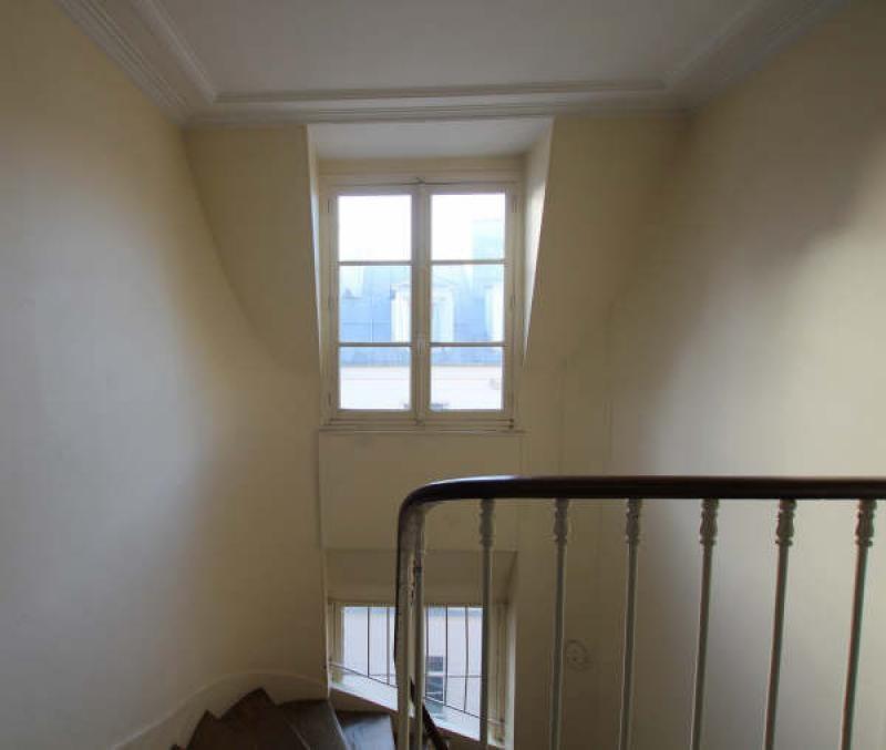 Rental apartment Paris 3ème 460€ CC - Picture 6