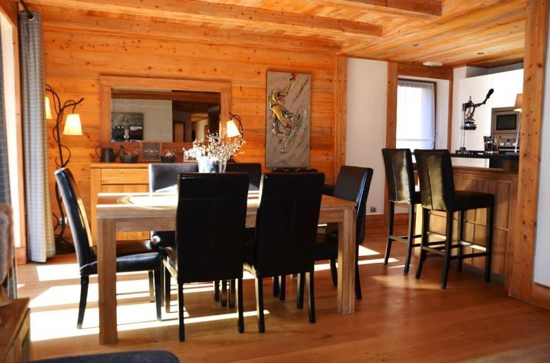 Deluxe sale apartment Argentiere 550 000€ - Picture 1