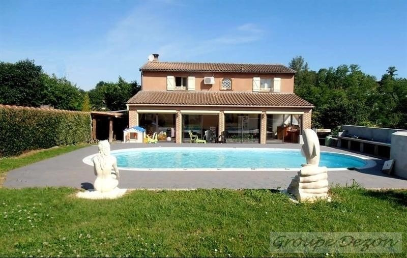 Vente maison / villa Pechbonnieu 435000€ - Photo 1
