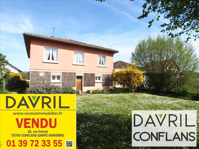 Vente maison / villa Conflans ste honorine 346 500€ - Photo 1