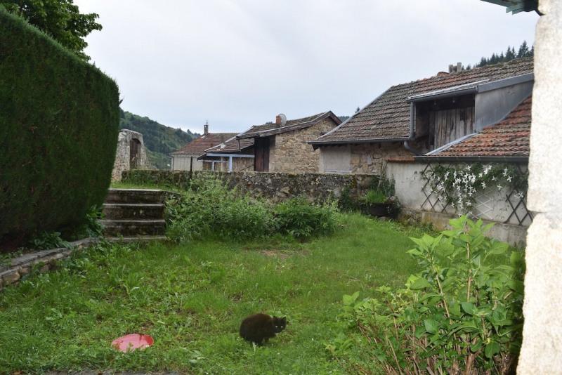 Sale house / villa Lachapelle sous chaneac 92000€ - Picture 9