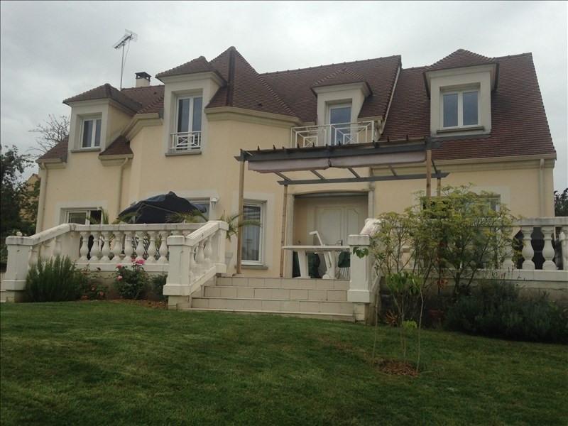 Sale house / villa Nanteuil les meaux 679000€ - Picture 1