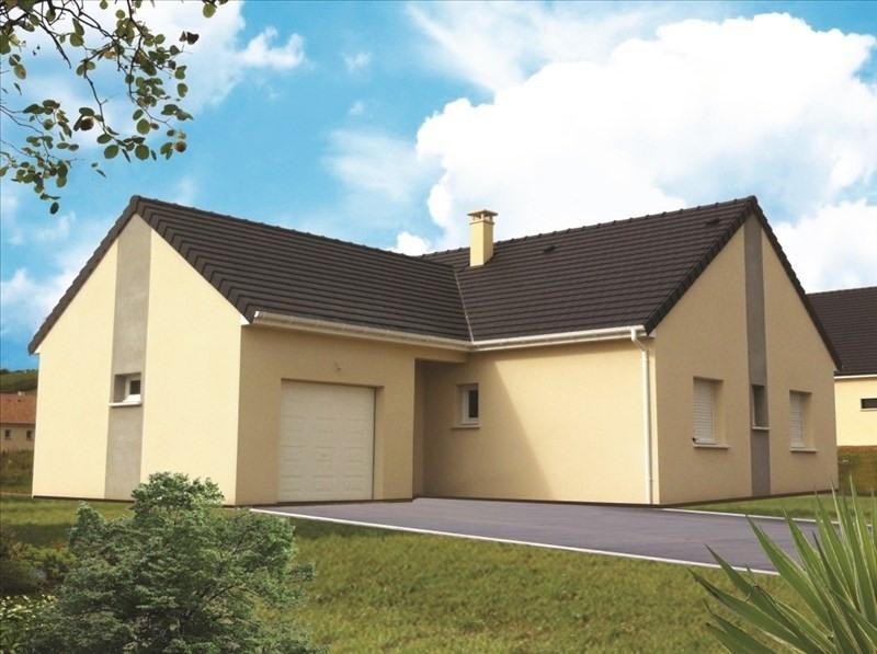 Maison  6 pièces + Terrain 1000 m² St Sylvain par MAISONS FRANCE STYLE CAEN