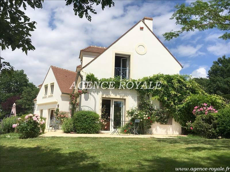 Deluxe sale house / villa Chambourcy 1680000€ - Picture 12