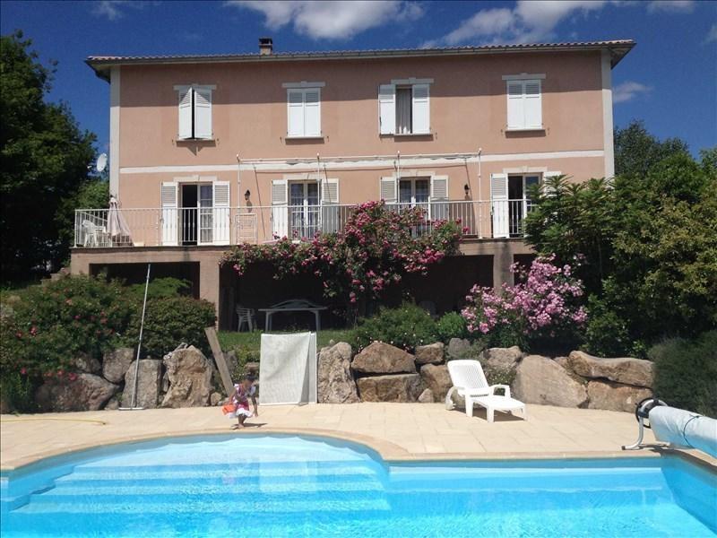 Sale house / villa St sorlin de vienne 415000€ - Picture 1