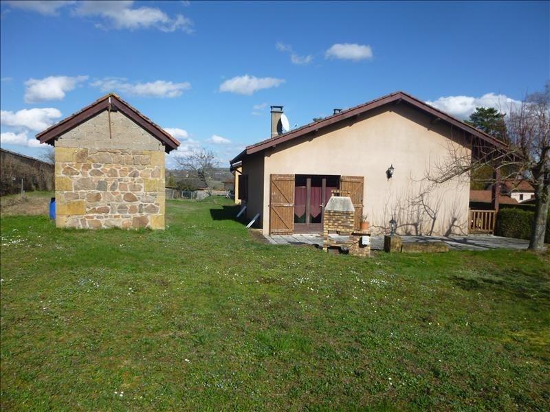 Vente maison / villa St romain de popey 275000€ - Photo 10