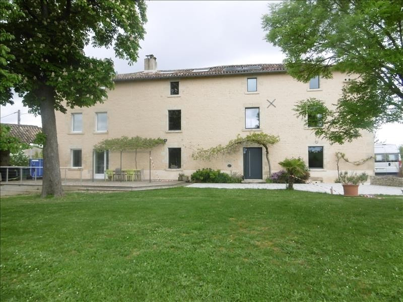 Vente maison / villa Celles sur belle 468000€ - Photo 1