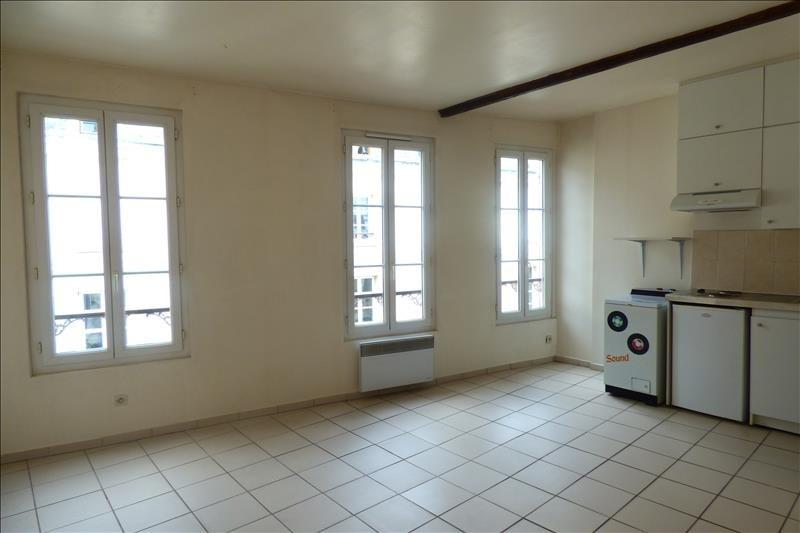 Rental apartment Fontainebleau 450€ CC - Picture 1