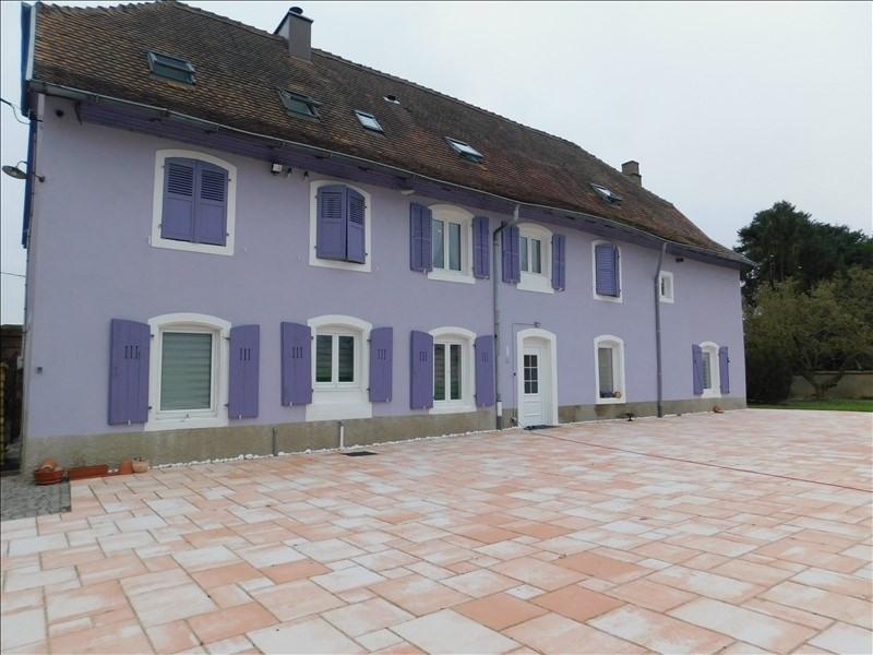 Venta de prestigio  casa Saverne 634400€ - Fotografía 2