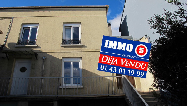 Sale apartment Villemomble 255 000€ - Picture 1