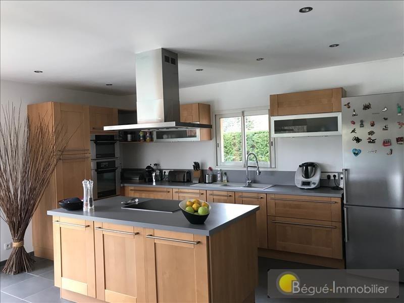 Sale house / villa Pibrac 446000€ - Picture 3