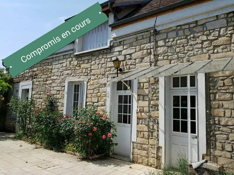 Sale house / villa Bourron-marlotte 367500€ - Picture 1
