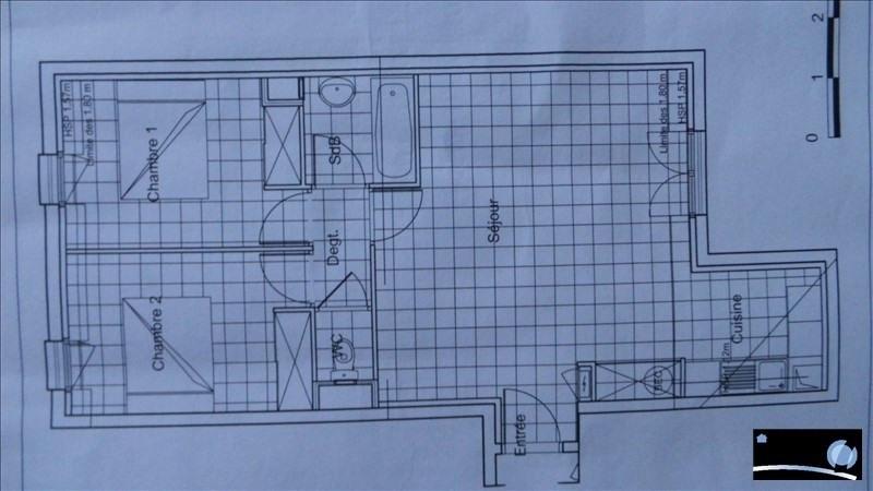 Venta  apartamento La ferte sous jouarre 161500€ - Fotografía 5