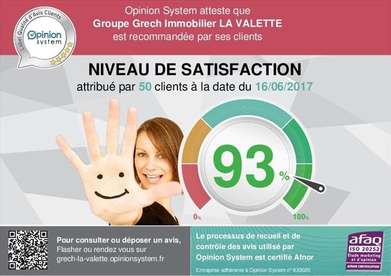Sale apartment Toulon 150000€ - Picture 6