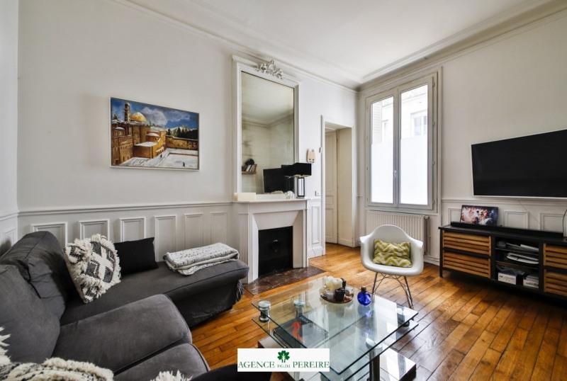 Sale apartment Paris 17ème 520000€ - Picture 3