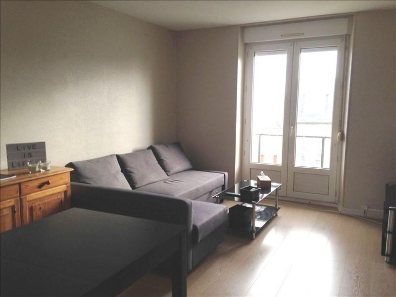 Rental apartment Lannilis 410€ CC - Picture 1