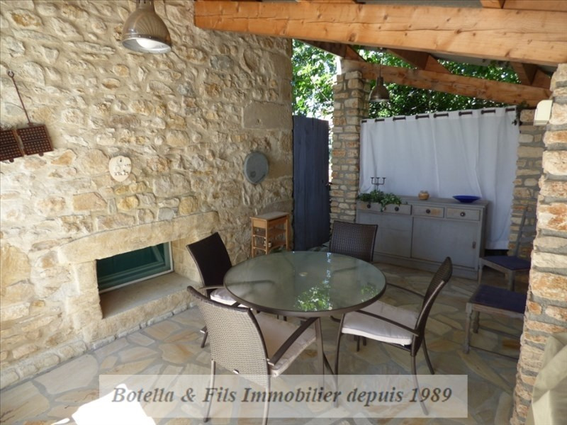 Vente maison / villa Barjac 309900€ - Photo 9