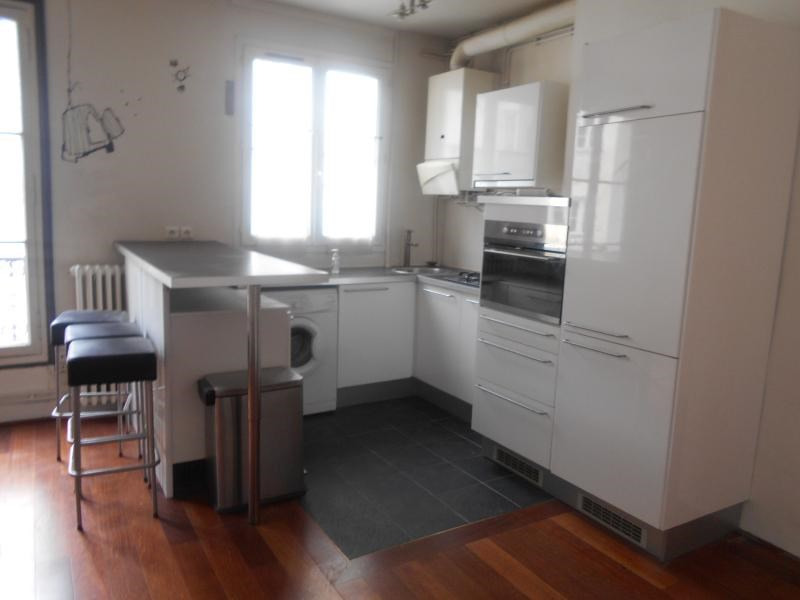 Location appartement Paris 10ème 1150€ CC - Photo 6