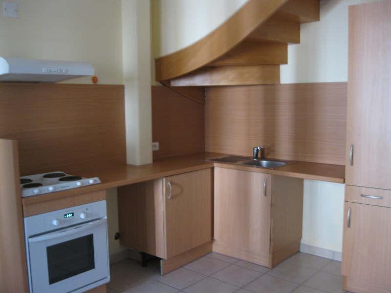 Rental apartment Grisolles 465€ CC - Picture 2