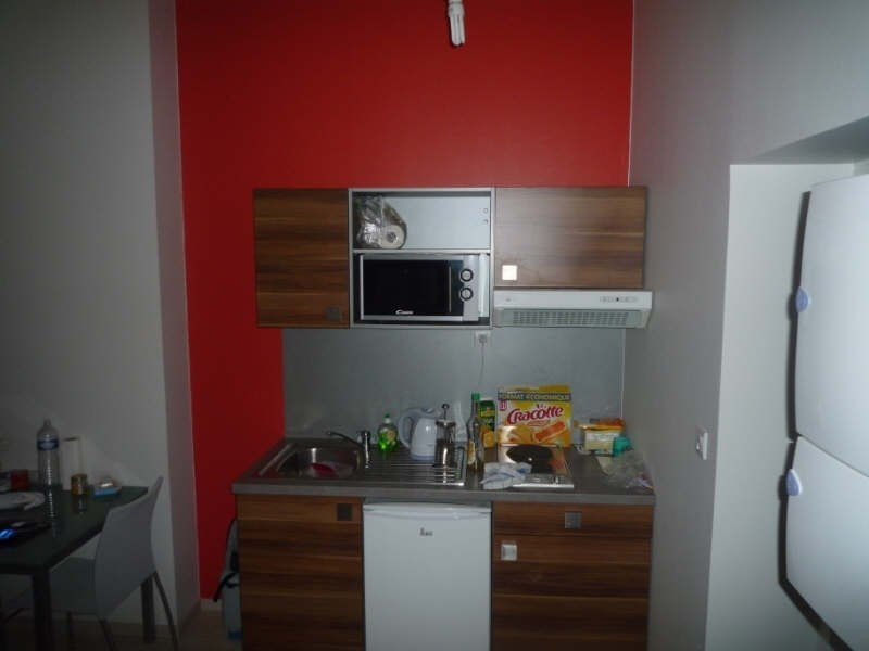 Rental apartment Moulins 357€ CC - Picture 2