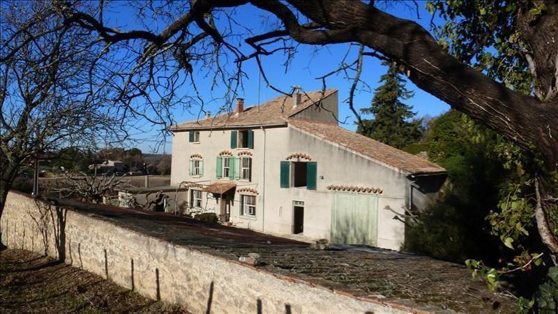 Verkoop  huis Malemort du comtat 415000€ - Foto 1