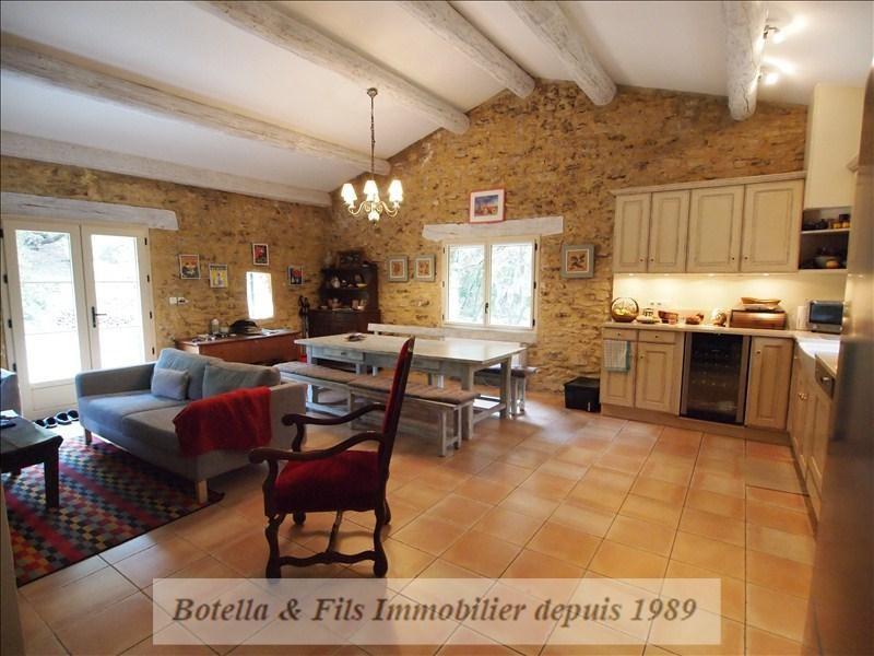 Immobile residenziali di prestigio casa Uzes 565000€ - Fotografia 2