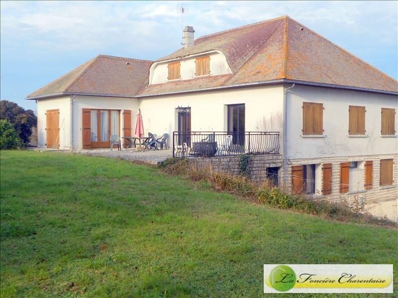 Vente de prestige maison / villa Aigre 425000€ - Photo 2