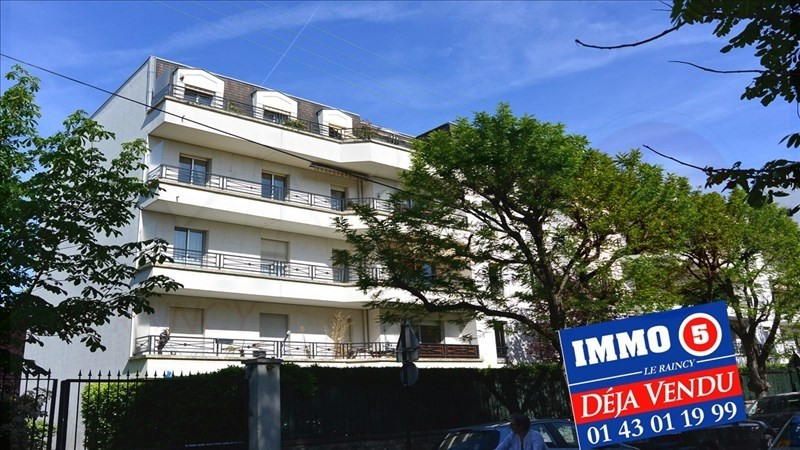 Sale apartment Le raincy 160 000€ - Picture 1