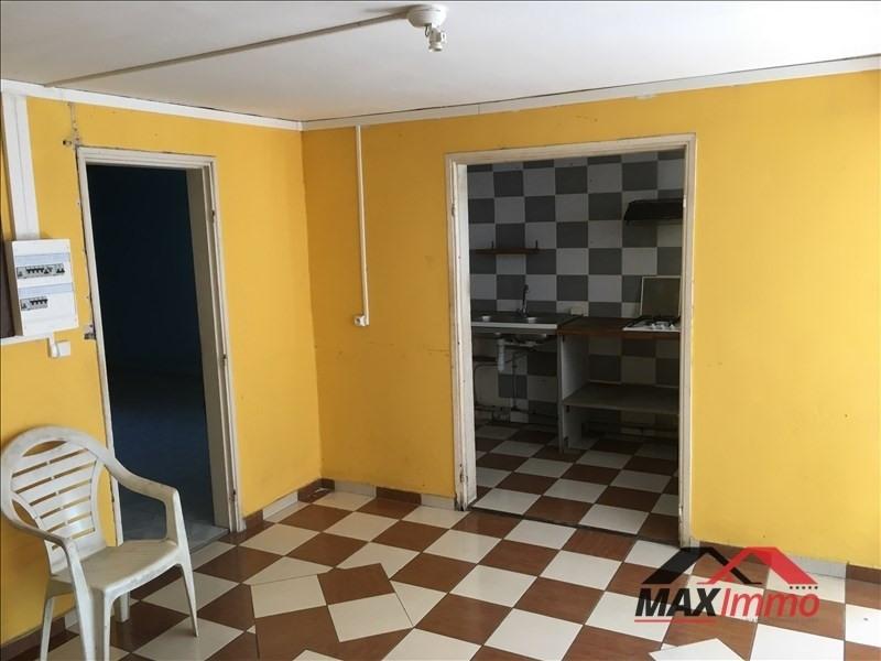 Vente maison / villa Saint-louis 110000€ - Photo 1