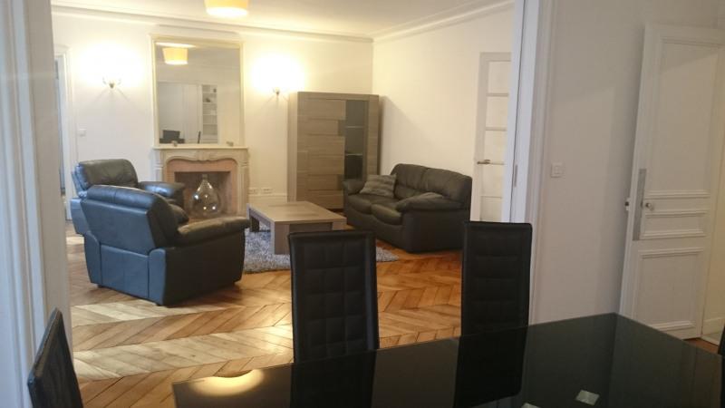 Rental apartment Paris 7ème 3700€ CC - Picture 2